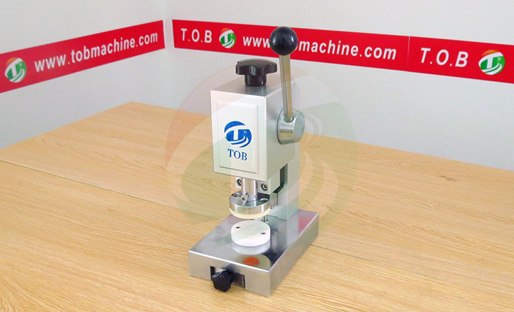 coin cell electrode cutting machine