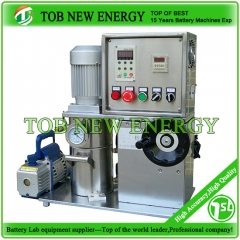 Vacuum Mixing Equipment With Handwheel