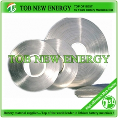 Nickel strip for battery packing