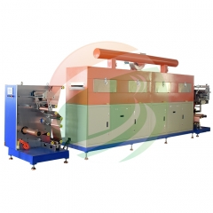 Transfer Interval Coating Machine for Battery